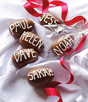 Personalised Chocolate Eggs