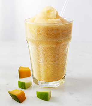 Mango & Apple Frappé