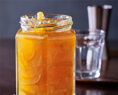 Tangerine and Tequila Marmalade