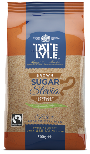 Brown Sugar with Stevia