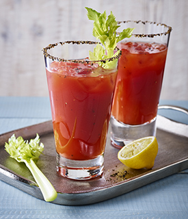 Demerara Bloody Mary