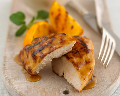 Seared Citrus Chicken