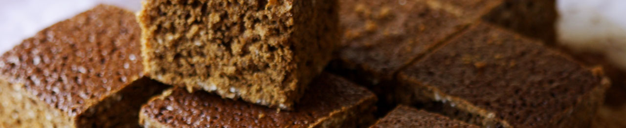Old fashioned parkin