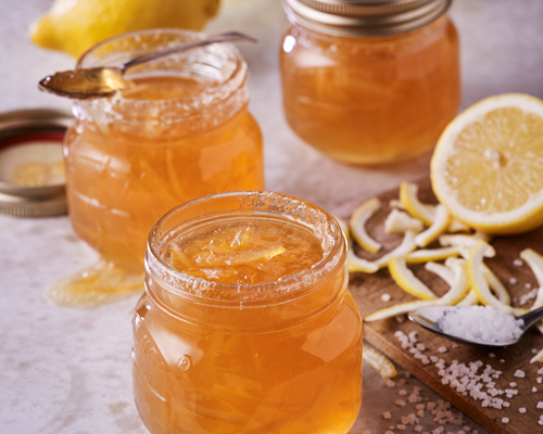 Lemon & Elderflower Marmalade