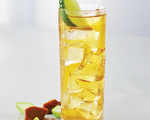 Caramel Apple Soda